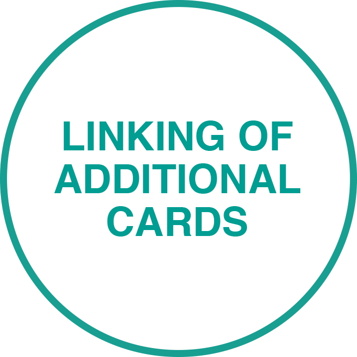 Linking of Additional Cards