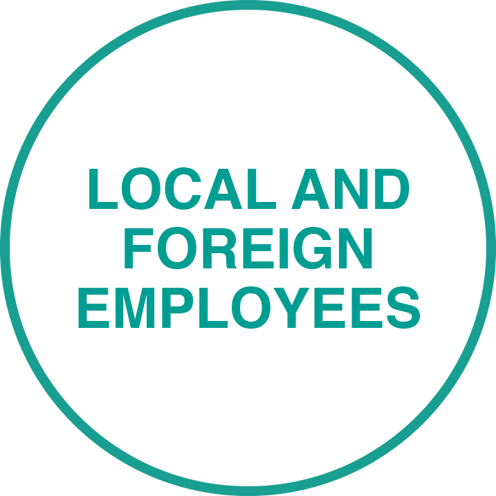 Local and Foreign Employees