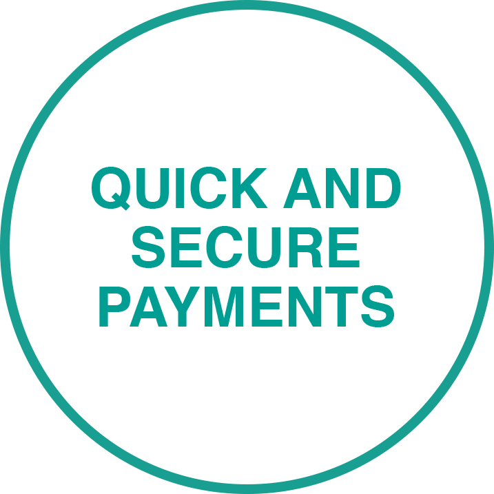 Quick and secure payments